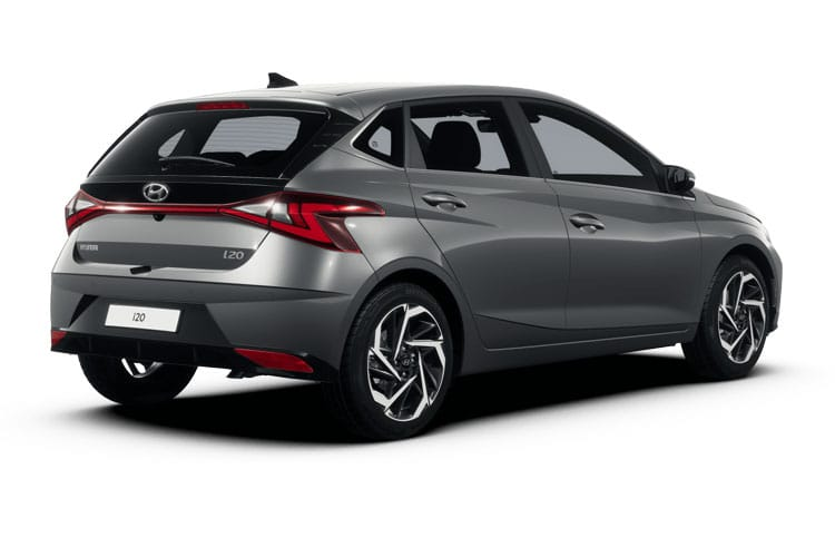 Hyundai i20 Hatch 5Dr 1.0 T-GDi 100PS SE 5Dr Manual [Start Stop] back view