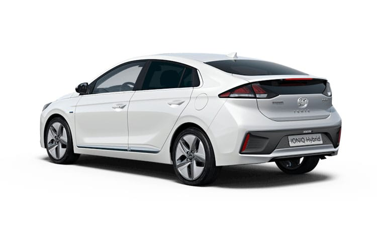 Hyundai IONIQ Hatch 5Dr 1.6 h-GDi 141PS Premium SE 5Dr DCT [Start Stop] [15in Alloy] back view