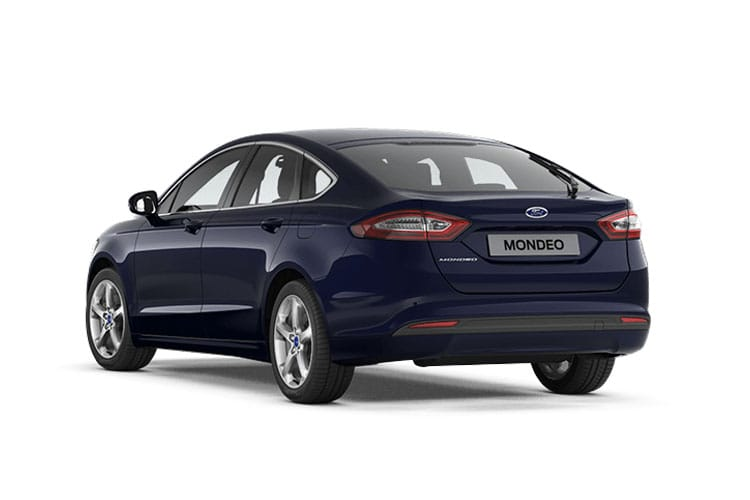 Ford Mondeo Hatch 5Dr 2.0 EcoBlue 150PS ST-Line Edition 5Dr Manual [Start Stop] back view