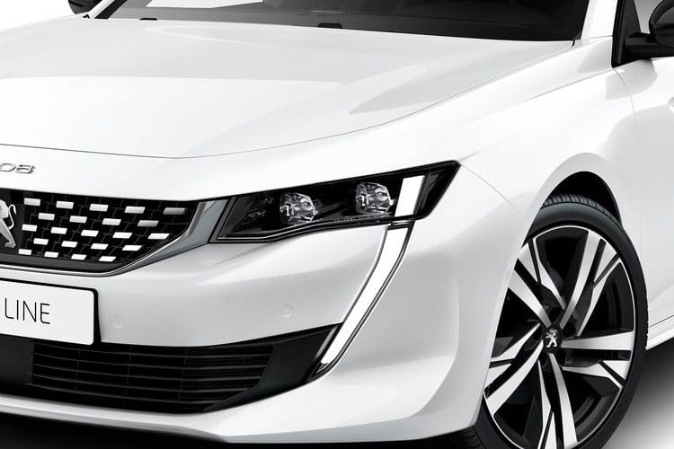Peugeot 508 Fastback HYBRID 1.6 PHEV 11.8kWh 225PS Allure 5Dr EAT8 [Start Stop] detail view