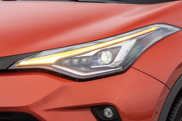 Toyota C-HR 5Dr 1.8 VVT-h 122PS Dynamic 5Dr CVT [Start Stop] detail view