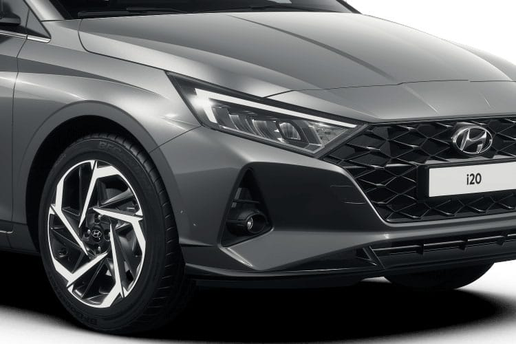 Hyundai i20 Hatch 5Dr 1.0 T-GDi 100PS SE 5Dr Manual [Start Stop] detail view