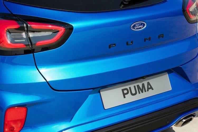 Ford Puma SUV 1.0 T EcoBoost MHEV 125PS ST-Line X 5Dr DCT [Start Stop] detail view