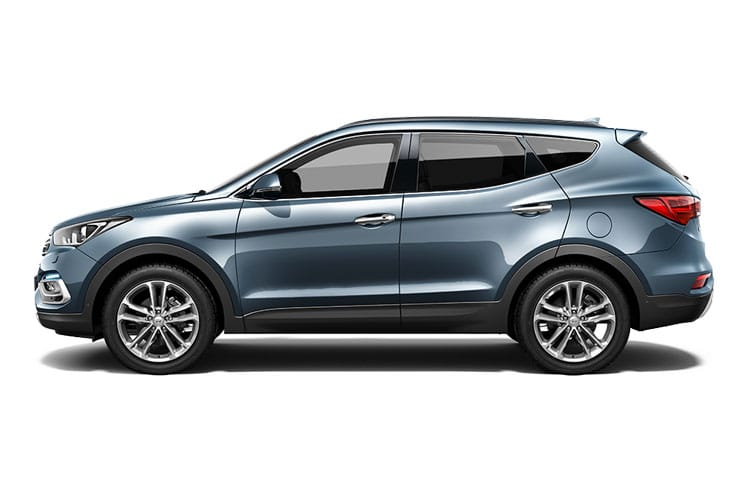 Hyundai Santa Fe SUV 4WD 1.6 h T-GDi 230PS Ultimate 5Dr Auto [Start Stop] [7 Seat] detail view