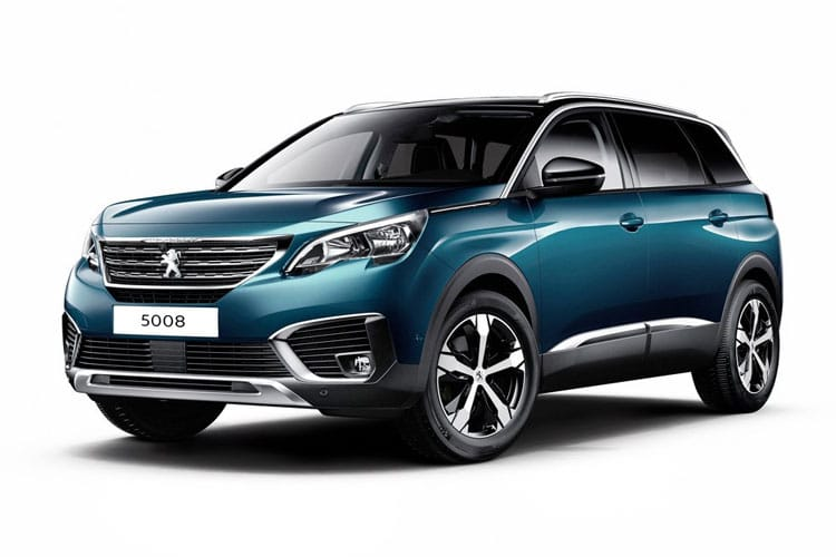 Peugeot 5008 SUV 1.2 PureTech 130PS GT 5Dr Manual [Start Stop] front view