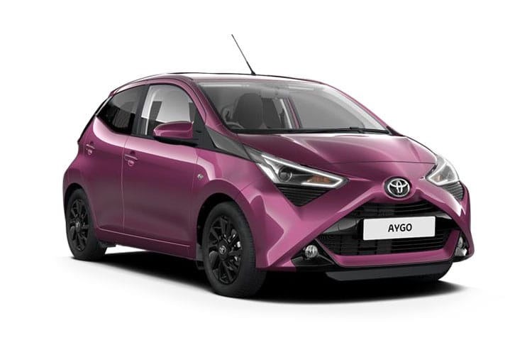 Toyota Aygo Hatch 5Dr 1.0 VVTi 71PS JBL Edition 5Dr Manual front view