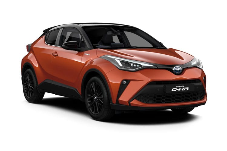 Toyota C-HR 5Dr 1.8 VVT-h 122PS Dynamic 5Dr CVT [Start Stop] front view