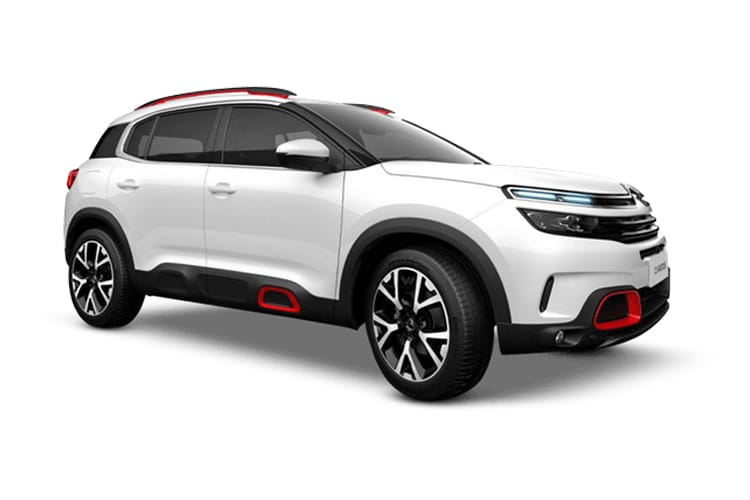 Citroen C5 Aircross SUV 1.2 PureTech 130PS Flair Plus 5Dr EAT8 [Start Stop] front view