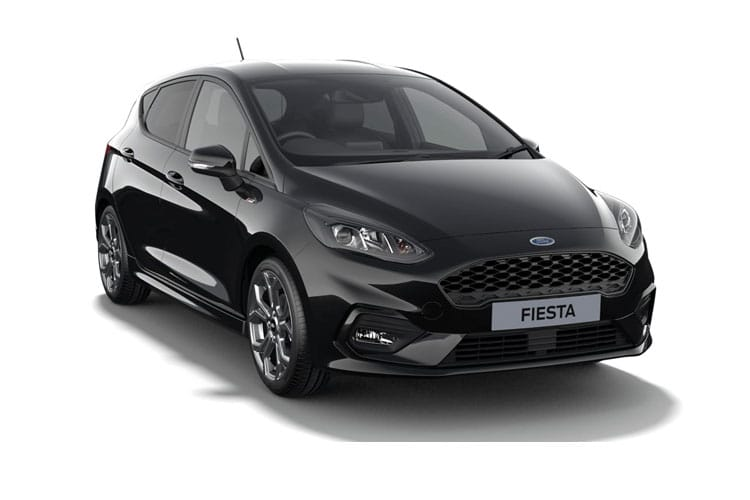 Ford Fiesta Hatch 5Dr 1.0 T EcoBoost 95PS Titanium 5Dr Manual [Start Stop] front view