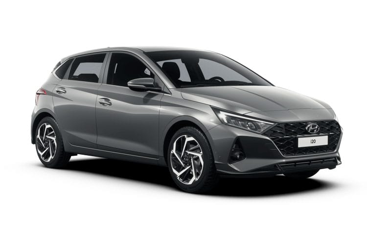 Hyundai i20 Hatch 5Dr 1.0 T-GDi 100PS SE 5Dr Manual [Start Stop] front view