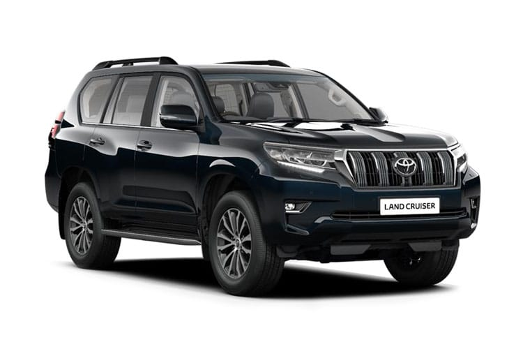 Toyota LandCruiser SUV 4wd 2.8 D 204PS Invincible 5Dr Auto [Start Stop] [7Seat] front view