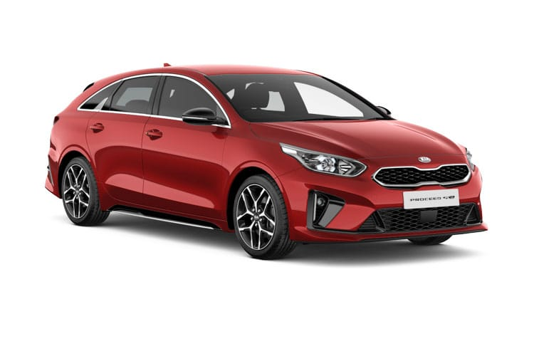 Kia Ceed Sportswagon 5Dr 1.0 T-GDi 118PS 2 5Dr Manual [Start Stop] [ADAP] front view