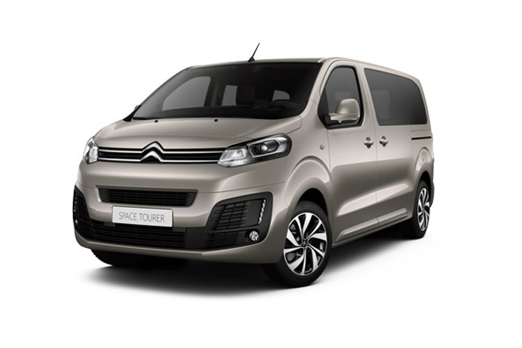 Citroen SpaceTourer XL 5Dr 2.0 BlueHDi FWD 150PS Feel MPV Manual [Start Stop] [8Seat] front view