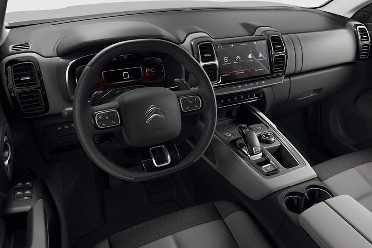 Citroen C5 Aircross SUV 1.2 PureTech 130PS Flair Plus 5Dr EAT8 [Start Stop] inside view