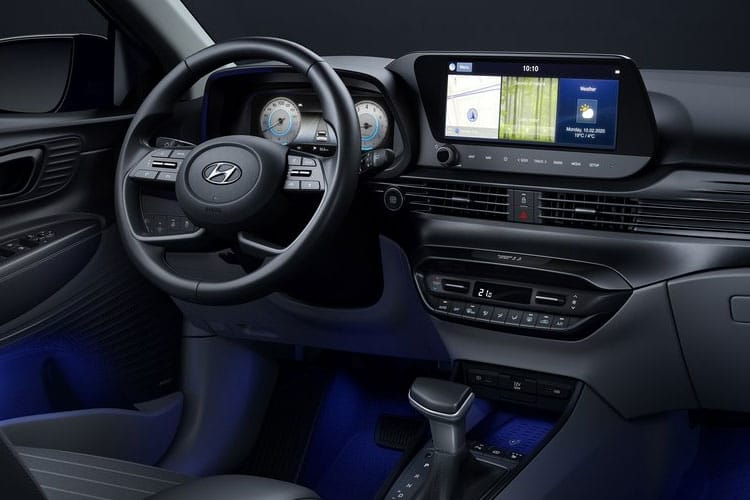 Hyundai i20 Hatch 5Dr 1.0 T-GDi 100PS SE 5Dr Manual [Start Stop] inside view