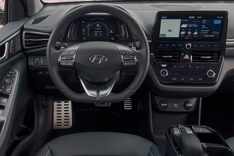 Hyundai IONIQ Hatch 5Dr 1.6 h-GDi 141PS Premium SE 5Dr DCT [Start Stop] [15in Alloy] inside view