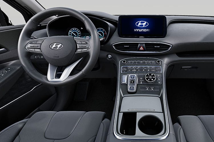 Hyundai KONA SUV 1.6 h-GDi 141PS Premium 5Dr DCT [Start Stop] [Smart Sense] inside view