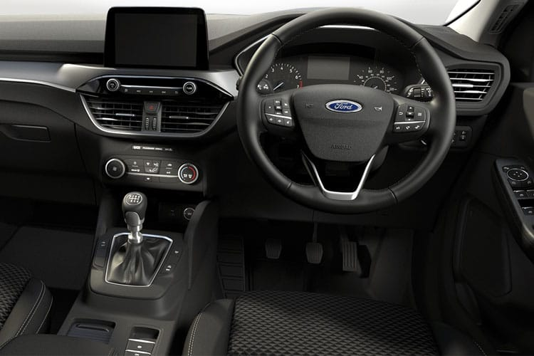 Ford Kuga SUV AWD 2.0 EcoBlue 190PS ST-Line X Edition 5Dr Auto [Start Stop] inside view